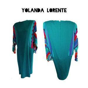 Yolanda Lorente woman dress  Size M